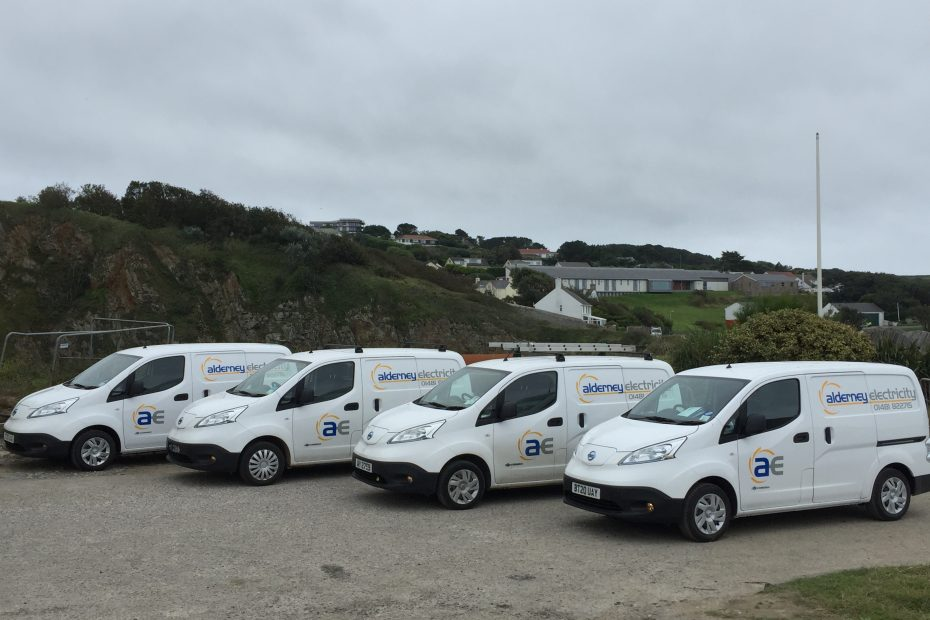 New Electric Fleet
